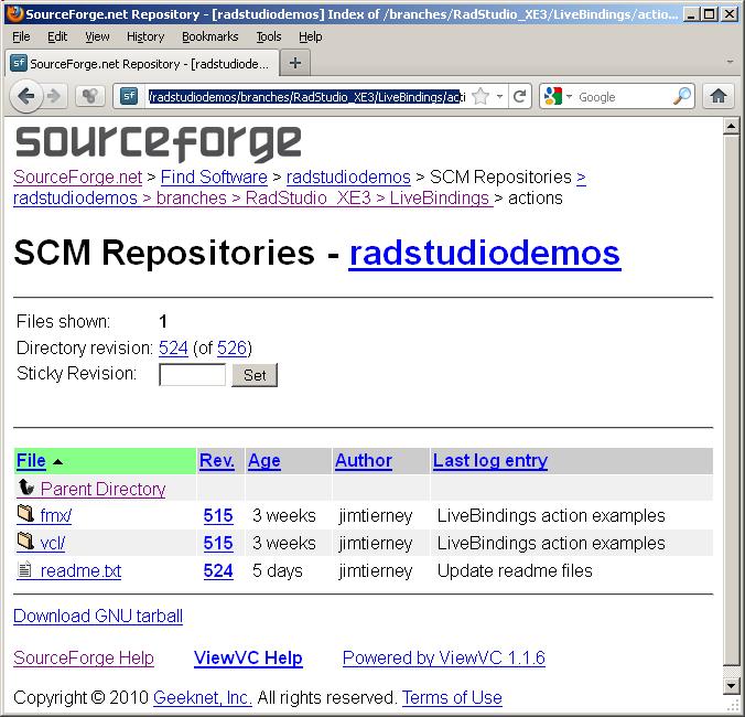 delphi_sourceforge_demos