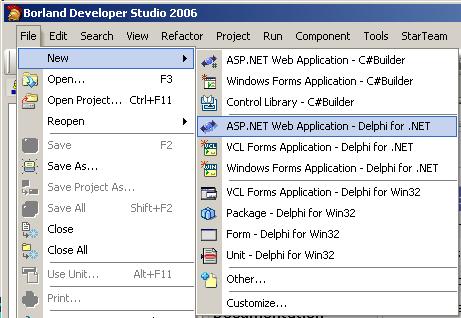 asp net application